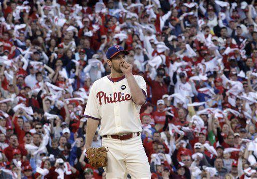MLB: Filis 5, Rockies 1; Lee domina en la loma