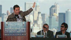 De La Hoya planea seguir boxeando luego del 2008