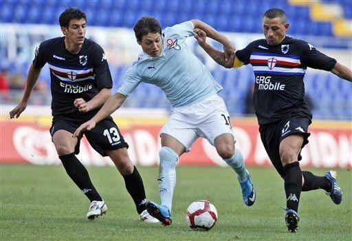 Matusalem le da el empate a la Lazio