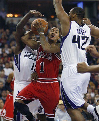 NBA: Bulls 108, Kings 98; Chicago sorprende desde el inicio