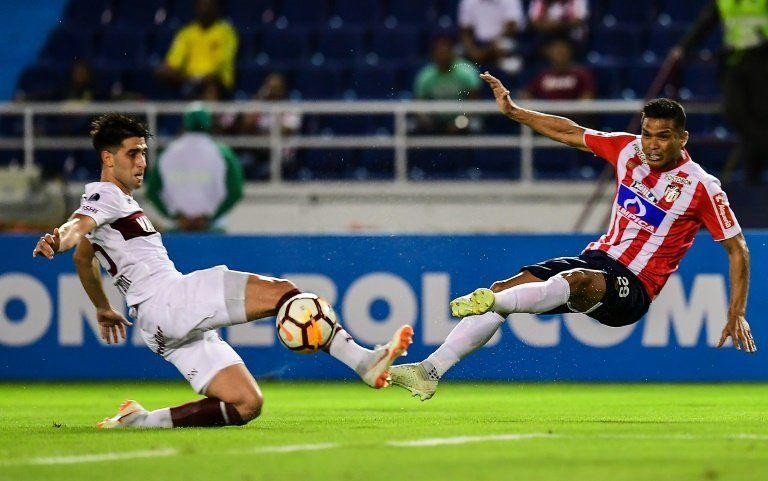 Caracas y Junior, primeros clasificados a octavos de final de la Sudamericana