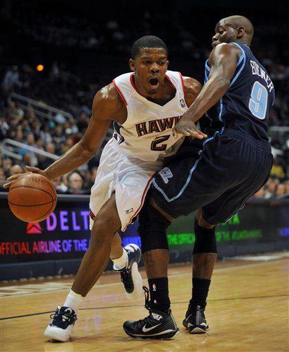 NBA: Hawks 100, Jazz 93; fin a racha de triunfos del Jazz