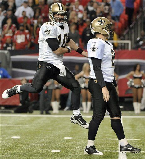 NFL: Saints 26, Falcons 23, tiempo extra; Saints ganan con patada