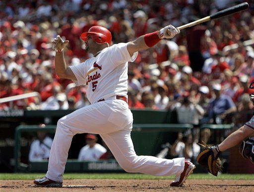 MLB: Cardenales 6, Bravos 3