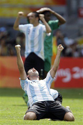 Mascherano suma segundo oro en fútbol olímpico