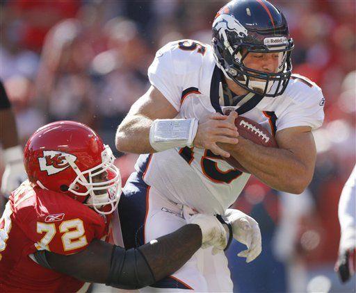Salvo por tres equipos, la NFL se muestra impredecible