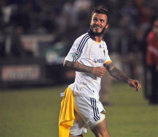 El Milan da por descontado el regreso de Beckham