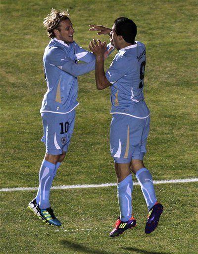 América: No nos pueden anotar ese gol, dice Tabárez