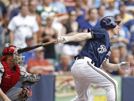 MLB: Cerveceros 4, Rojos 3; Milwaukee remonta contra Cordero
