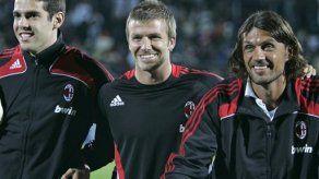 Maldini quiere triunfo en su último derby