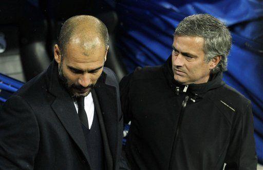 Mourinho y pupilos atribuyen al azar la derrota ante el Barsa
