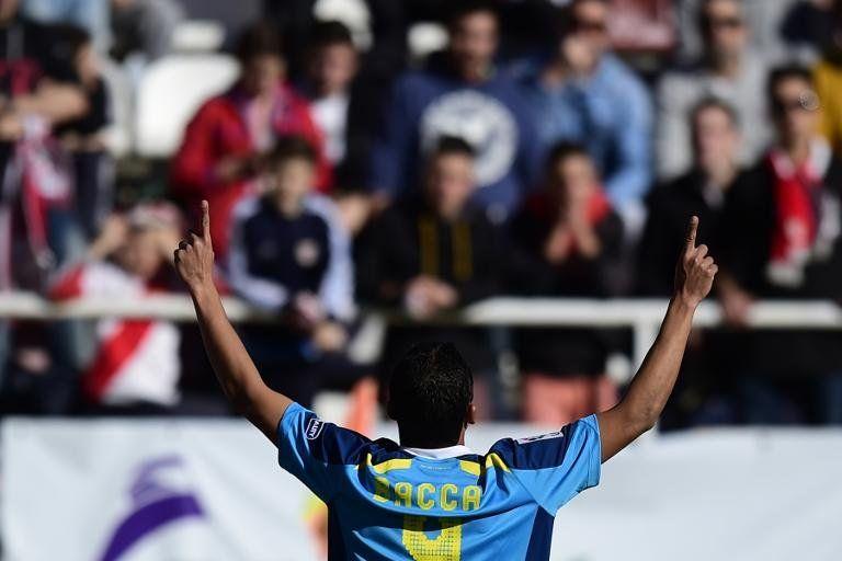 Bacca da la victoria al Sevilla ante el Rayo Vallecano 1-0