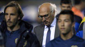 Arruabarrena reemplaza al histórico Bianchi como DT de Boca Juniors