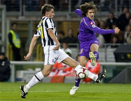 Italia: Juventus empata con 1-1 con Fiorentina