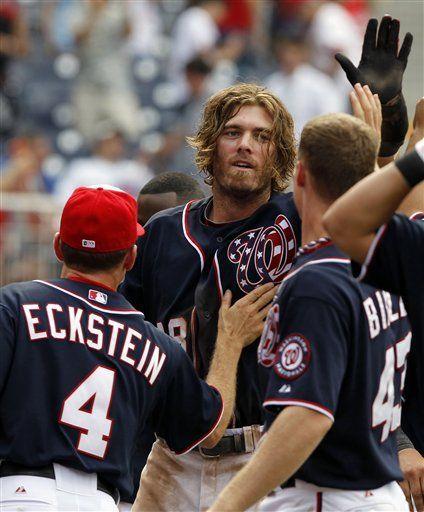 MLB: Nacionales 5, Cachoros 4; wild pitch decide en la 10ma