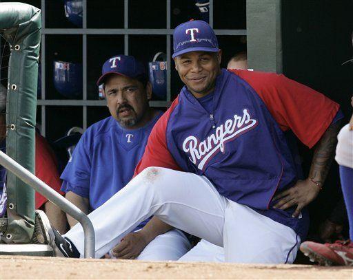 Jones podría dejar a los Rangers de Texas