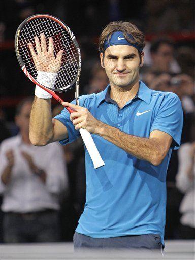 Nadal y Federer en el mismo grupo de la Copa Masters