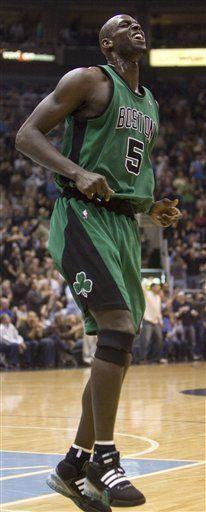 NBA: Celtics sacan de circulación a Kevin Garnett