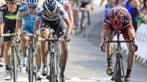 Tour: Evans supera a Contador
