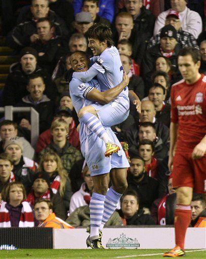 Inglaterra: Liverpool empata 1-1 con el líder Man City
