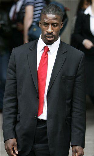 Tribunal niega permiso a Chambers para correr en JJOO