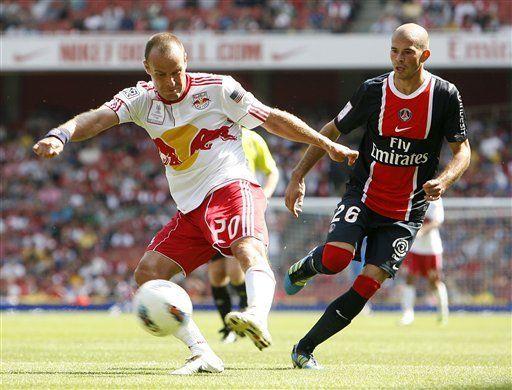 Red Bulls de Nueva York vence al Paris Saint-Germain 1-0