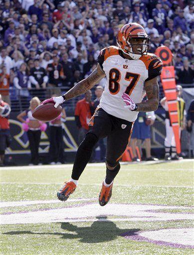 NFL: Bengals 17, Ravens 14; Palmer completa pase del triunfo