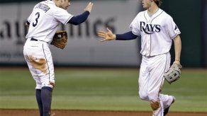 Myers decide victoria de Rays sobre Medias Rojas