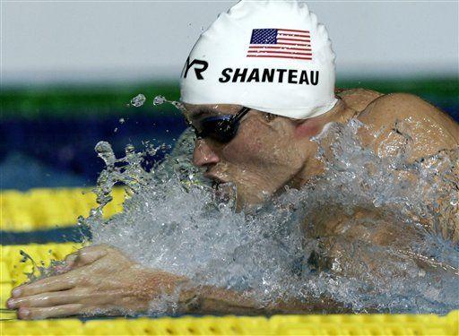 Nadador olímpico tiene cáncer testicular