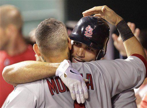 MLB: Cardenales 4, Rojos 1; nuevo jonrón de Pujols