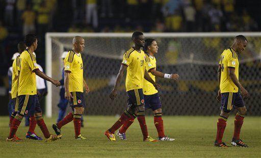 Mundial: Colombia con importantes cambios ante Argentina