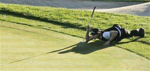 Harrington gana el PGA Championship; Villegas es 4to