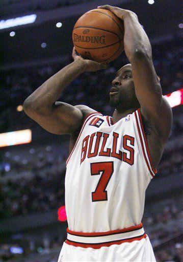 NBA: Bulls 97, Hornets 79
