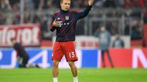 Rafinha dice que su ciclo en el Bayern está llegando al fin
