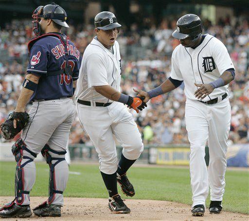 MLB: Tigres 9, Indios 2; Cabrera batea 2 jonrones