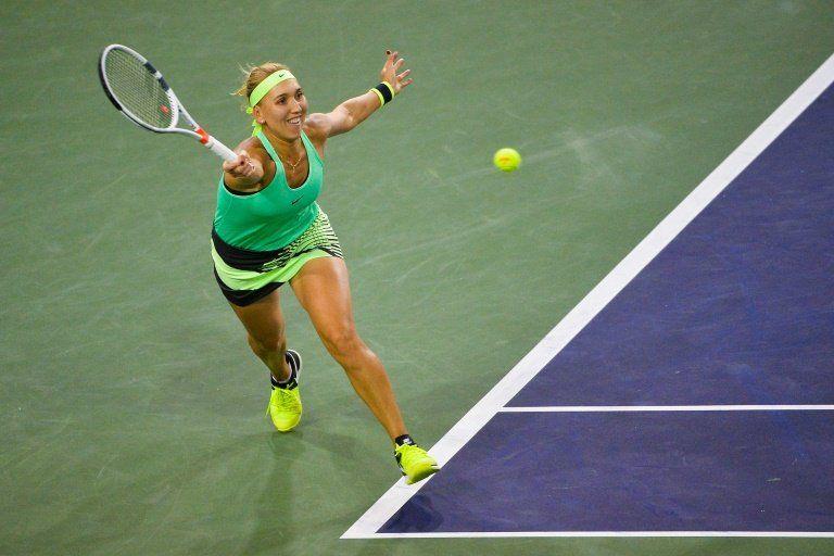 Rusa Vesnina se mete en final del Indian Wells