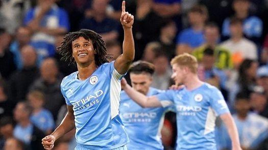 Nathan Aké anotó su primer gol y minutos después fallece su padre