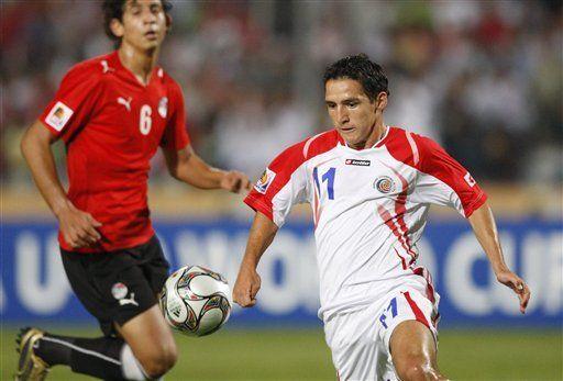 Sub20: Costa Rica pudo con Egipto y con el público