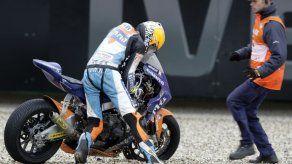 Van der Mark reemplazará a Rossi en el GP de Aragón