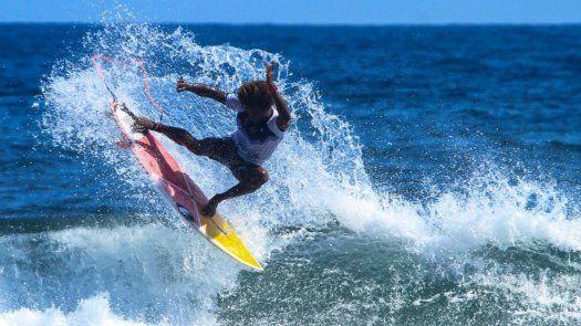 Panameños destacan en Centroamericano de Surf en Nicaragua