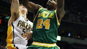 NBA: Jazz 96
