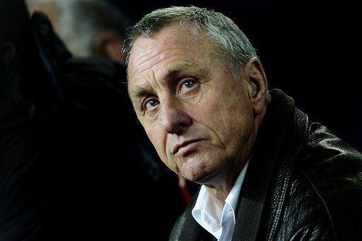 Cruyff y Davids restan polémica por racismo en Ajax
