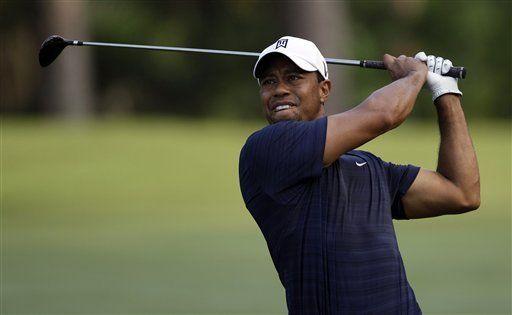 Woods pone fin a ausencia de tres meses en torneo Bridgestone
