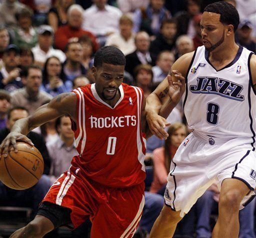 NBA: Jazz 99, Rockets 86; Scola recupera 12 balones
