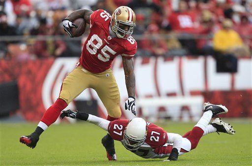 NFL: 49ers 23, Cardinals 7; San Francisco sigue enrachado