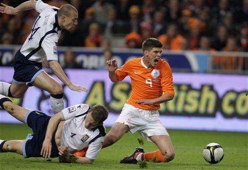 Mundial: Holanda podría ser el primero en clasificarse