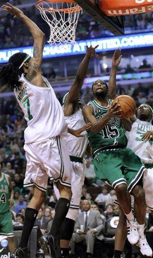 NBA: Bulls 127, Celtics 121; Chicago asombra a Boston