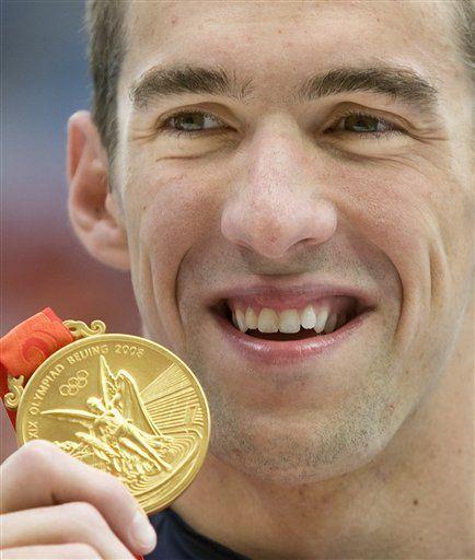 Phelps ya tiene en la mira a Spitz