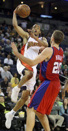NBA: Warriors 127, Clippers 120; Ellis guía triunfo con 29 puntos