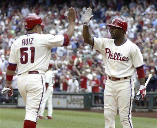 MLB: Filis 6, Piratas 3; jonrón de Utley